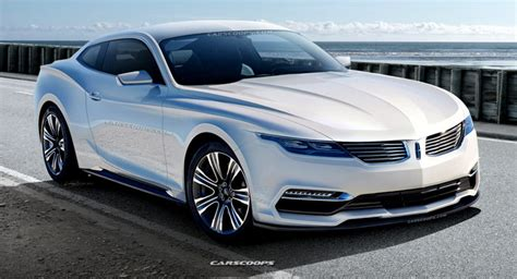 2015 Mustang Gets Rendered As A Lincoln  Gas 2