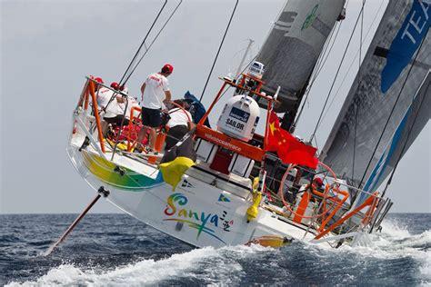 volvo ocean race yacht charter superyacht news