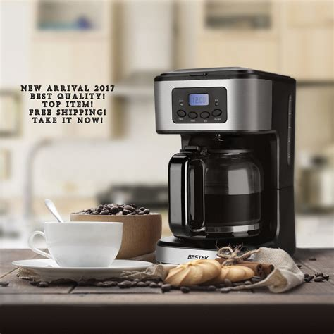 Most automatic coffee machines can make coffee when it comes to choosing a drip coffee maker, size definitely matters. 12 Cup Coffe Maker Machine Brewer Digital Programmable Automatic Drip Carafe Best Quality! Top ...
