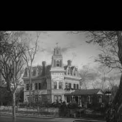 Addams Family TV Show House