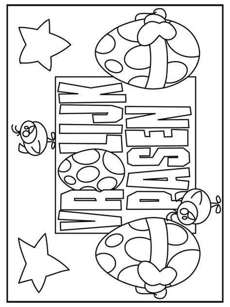 Paasmandje Kleurplaat by Kleurplaat Kleurplaat Pasen 9120 Kleurplaten