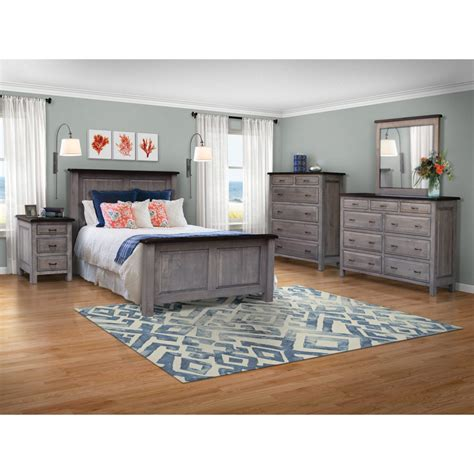 cleveland collection bedroom set amish crafted furniture