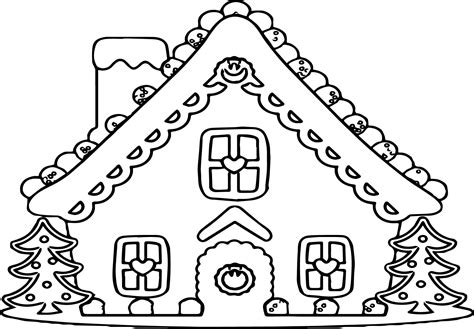 gingerbread house coloring page gingerbread house coloring pages sketch coloring page