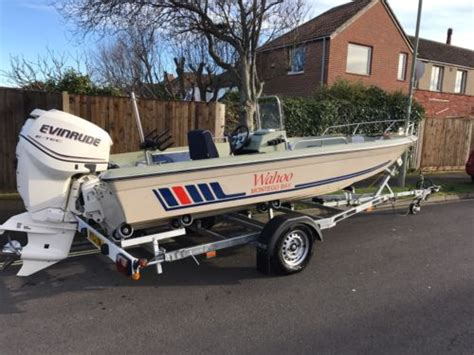 Fish And Ski Boats For Sale by Fletcher Fish N Ski Boat Boats For Sale Uk