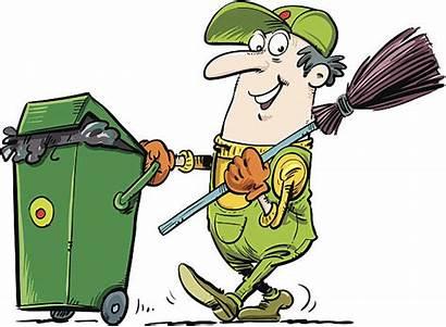 Garbage Clipart Collector Trash Bulk Kessler Items