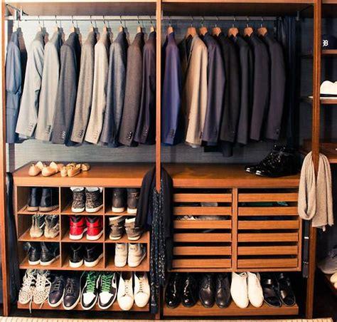 25 best ideas about mens closet organization on