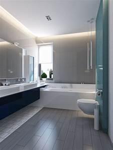 Grey and blue bathroom wwwpixsharkcom images for Blue and gray bathroom designs