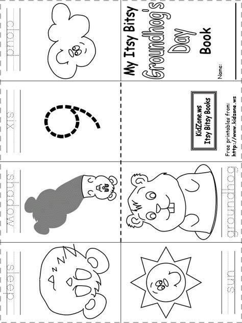 images  groundhog day worksheets kindergarten