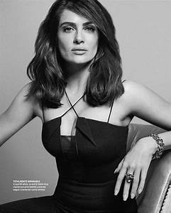 SALMA HAYEK in Quin Magazine, May 2017 - HawtCelebs ...