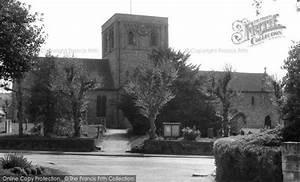 Photo of Kingsclere, St Mary's Church c.1955 - Francis Frith