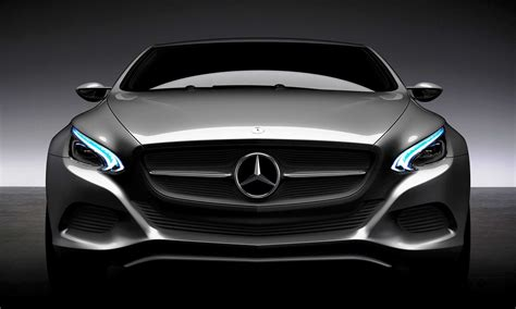 Mercedes BenzCar : 2009 Mercedes-benz F800