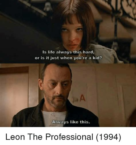 25+ Best Memes About Leon The Professional  Leon The