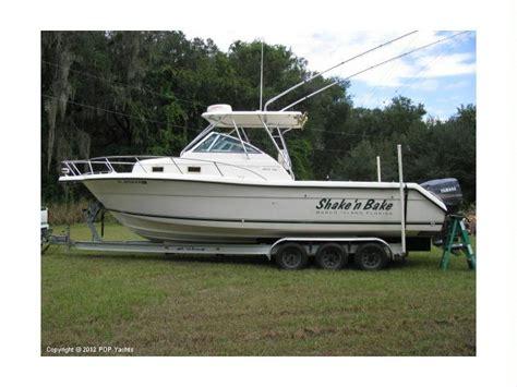 Pursuit Boats 2870 Wa by Pursuit 2870 Wa In Florida Power Boats Used 98102 Inautia