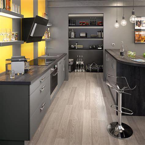 peinture cuisine gris clair cuisine grise