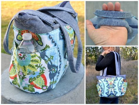 craftdrawer crafts easy to sew diaper bag free sewing pattern