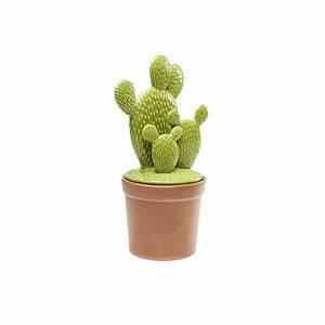 Pot A Cactus : d co cactus pot kare design ~ Farleysfitness.com Idées de Décoration