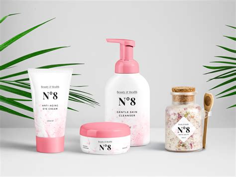 Contains special layers and smart objects for your work. Free Cosmetic Mockup PSD | Mockuptree