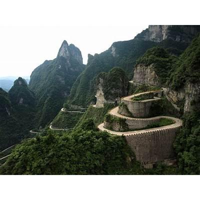 Zhangjiajie Tianmen Mountain National Park – ChinaWorld