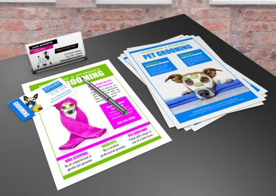 gotprint templates no cost low cost marketing ideas to get more customers into your pet grooming business