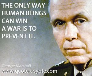 Image result for George Marshall Quotes