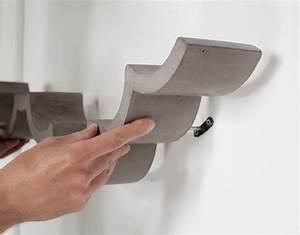 Porte Papier Toilette Design : etag re porte papier toilette en b ton ~ Dailycaller-alerts.com Idées de Décoration