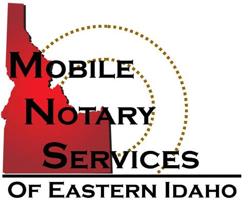 mobile notary services  eastern idaho