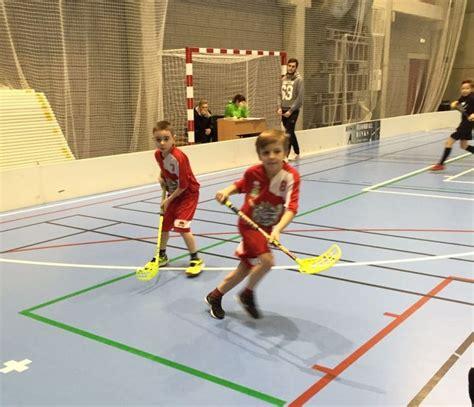 Latvijas bērnu un jaunatnes čempionāts florbolā U-8 vecuma ...