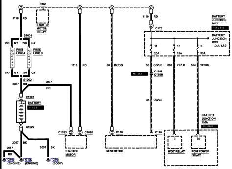 2000 ford f150 starter solenoid wiring diagram 46 wiring