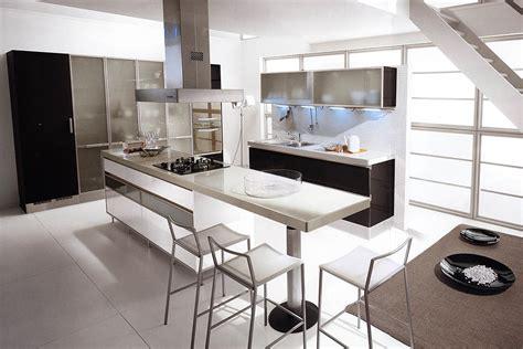 black  white kitchen design ideas digsdigs