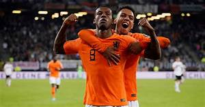 Liverpool's Gini Wijnaldum seals victory as Holland claim ...