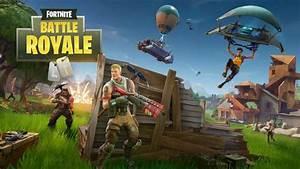 Fortnite Battle Royale Es El Ttulo Online Ms Jugado En