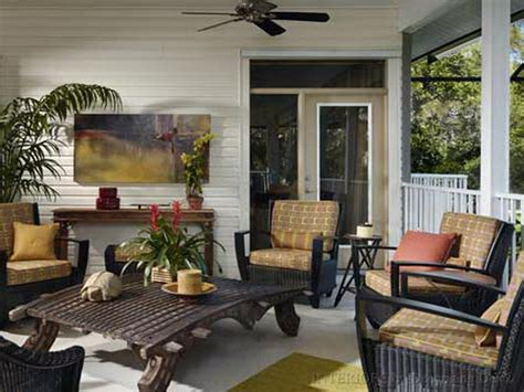 screened in porch decorating ideas and photos screen porch design ideas