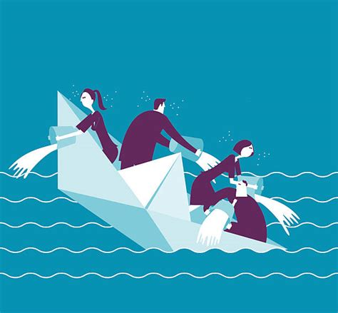 Sinking Boat Vector by Royalty Free Sinking Ship Clip Vector Images