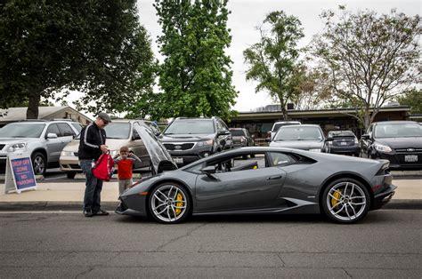 2015 Lamborghini Huracan Lp 610 4 School Run