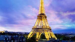 Paris, France: Eiffel Tower will be repainted a different