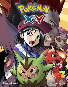 pokemon xy vol  book  hidenori kusaka official