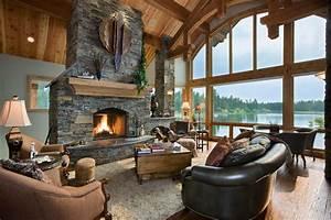 Bigfork Montana U0026 39 S Builder Custom Home Montana Splendor