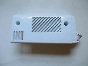 ge oem refrigerator damper cover  light socket assembly wrx wrx ebay