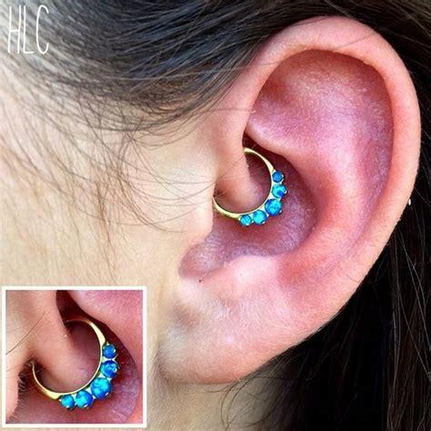 Daith Ear Piercings at Mantra Tattoo   Best Tattoo ...