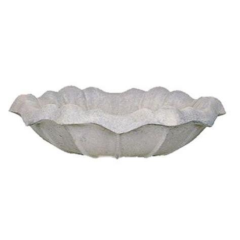 assorted bird bath bowls 12 0000 the home depot
