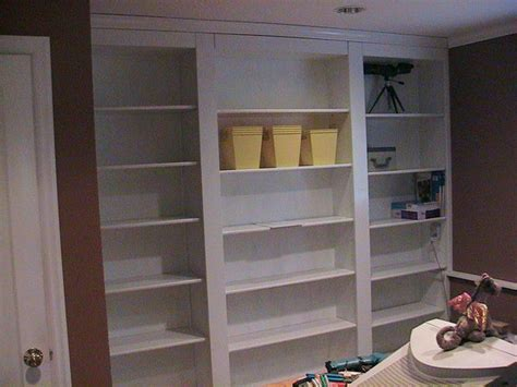 How To Build A Bookcase Door by Door Bookshelf 5 Steps With Pictures