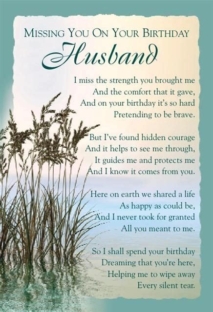 happy birthday husband  heaven birthday heaven husband graveside bereavement memorial