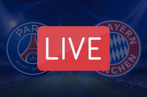 Streaming PSG Bayern Munich : où voir la finale de la ...