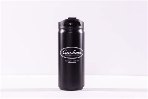 We also offer a delicious menu of breakfast and. Carolines 12 oz Black Stainless Tumbler | Caroline's Coffee