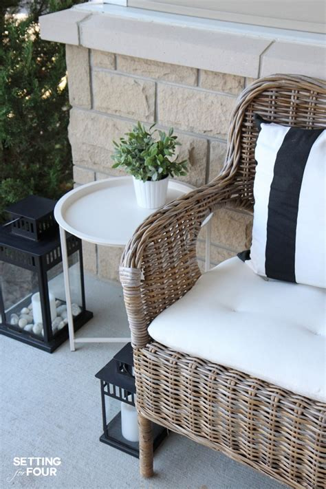 Porch Table Set by 10 Front Porch Decor Ideas To Add To Your Home