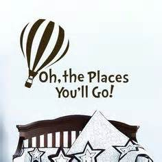 oh the places youll go on pinterest dr seuss places With best of oh the places youll go wall decal