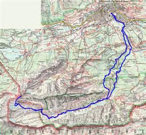 Bavarian Alps Germany Map