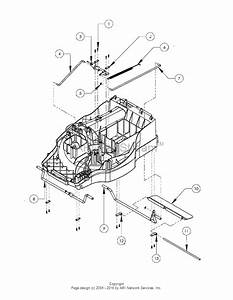 Dr Power Em6 4  Battery Powered Lawn Mower Parts Diagram For Em6 4 Bottom