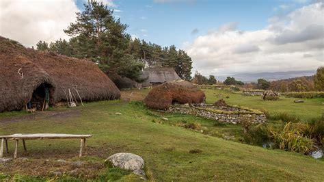 Häuser In Schottland by Highland Folk Museum Das Leben Der Einfachen Leute In
