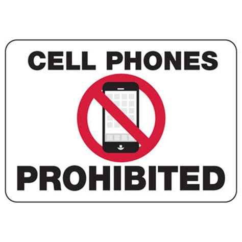 Cell Phones Prohibited  Notice Sign  Seton  Seton. Srilankan Signs Of Stroke. Protest Signs. Reflux Signs. December 12 Signs Of Stroke. Conversational Signs Of Stroke. Severe Signs. Internet Signs. Metal Wall Signs Of Stroke
